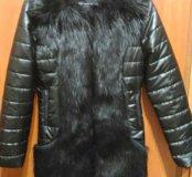 Куртка новая (осенняя)