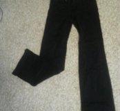 брюки утеплённые
