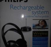 Беспроводные наушники Philips SBC HC8440