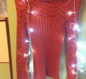Очень тёплый и красивый свитер