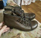 Испанские ботиночки