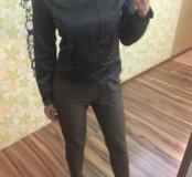 Комплект брюки + ветровка