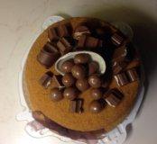 Медовый тортик на заказ 👆