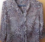 Блузка шифоновая Zola xs