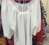 Одежда больших размеров. Блузка