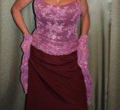 Длинное платье ToBeBride
