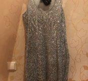 Новое платье Sisley с пайетками 💥