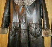Плащ пальто зима
