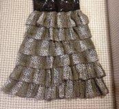 Симпатичное платье 42-44