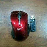 Мышь беспроводная genius ergo 3000