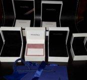Pandora, Oxette коробочки для украшений