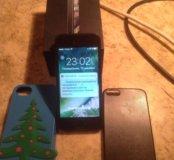 iPhone 5 64 гб или обмен на гелкси . s5,s6 доплата