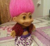 Кукла Тролль