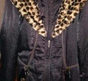 Куртка осень-зима 48-50 р.