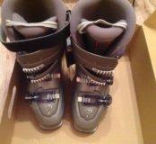 Новые горнолыжные ботинки!