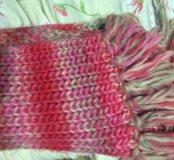 Большой шарф