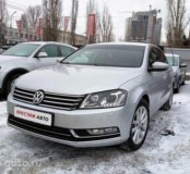 Volkswagen Passat B7 1.8AT 2011 г. Highline