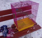 Клетка для грызунов:)