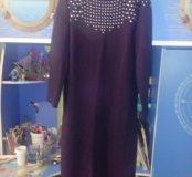 Платье 44-46рзм