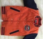 Куртка (бомбер) д/с на мальчика, 120 см