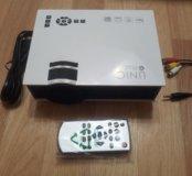 Новый проектор Unic uc46 с wifi. Гарантия.