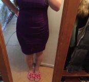 Продам платье 46-48 1 раз одето