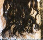 Натуральные волосы. Трессы.