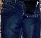 Джинсы тёплые мужские Bigrey Denim Jeans