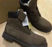 Ботинки зимние от Timberland