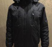 Мужская демисезонная куртка р.48