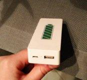 Портативный аккумулятор PowerBank Samsung6000mA