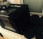 Музыка, акустическая система, аппаратура