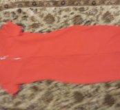 Бандажное платье Mohito