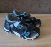 Новые сандалии Mursu