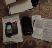Ginzzu rs7 защищенный смартфон