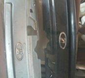 Решетка радиатора на ваз 2110 2112