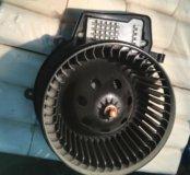 Мотор печки Мерседес W203