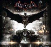 Игра Batman Arkham knight на  PS4