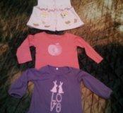 Одежда для девочки 74