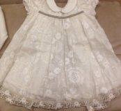 Фирменное платье Италия плюс шубка и болеро