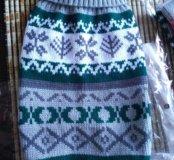 Теплый свитер для собаки