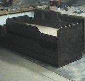 Новая выдвижная кровать.