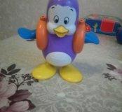 Пингвин для игры в ванной Tomy