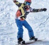 Сноубордический костюм Quiksilver на 10 лет