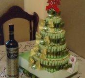 Тортик  на новый год