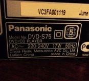 Panasonic DVD/CD плеер
