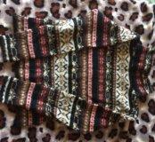 Очень тёплые свитера с горлом)))