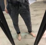 Штаны трикотажные(новые)