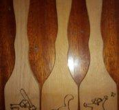 Деревянные изделия для кухни.