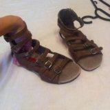сандали летние